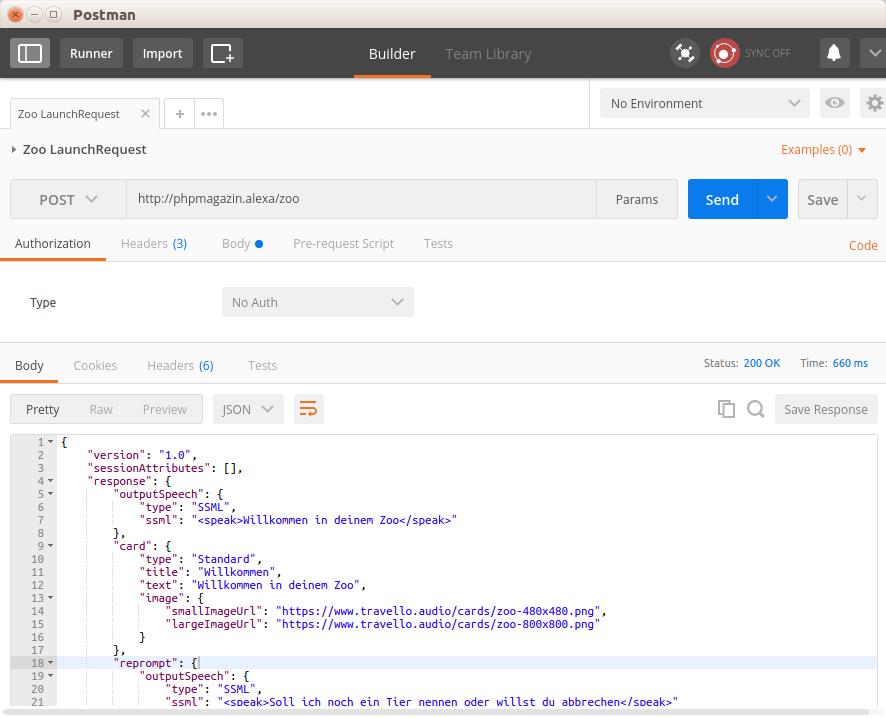 Alexa und PHP – Teil 2: Umsetzung des Skill-Codes mit PHP