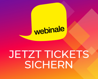 webinale – the holistic web conference