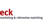 Eck Marketing und Referenten Matching